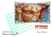 O 5 de febreiro dará comezo a programación do Entroido 2016 en Xove. Será co festival da Escola Infantil.
