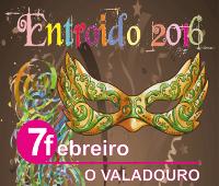 No Valadouro celébrase o desfile de Entroido o 7 de febreiro a partir das cinco da tarde. Está organizado pola Concellaría de Cultura.