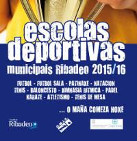 Ata o 30 de setembro está aberto o prazo de inscrición nas Escolas Deportivas Municipais de Inverno do Concello de Ribadeo.