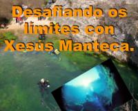O espeleólogo Xesús Manteca falará este venres, 12 de febreiro, na Librería Bahía, en Foz.