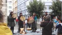 Eudemónicas ofrecerá un concerto-recital de música tradicional en clave feminina o vindeiro 7 de marzo. Será no Cine Teatro en Ribadeo.