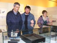 """Ata o 30 de abril pódese visitar na Oficina de Turismo de Ribadeo a exposición """"A ditadura franquista: 40 anos de represión e resistencia"""", que organiza a Deputación de Lugo."""