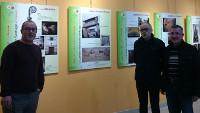 Ata o 11 de xaneiro pódese ver na OMIC, en Ribadeo, unha exposición sobre o Camiño Norte.