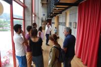 Ata o 4 de setembro estará aberta no Centro Cívico, en Xove, a exposición fotográfica Xove 360º, na que se poden ver 45 imaxes dos doce participantes.
