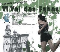 A VI carreira popular Val das Fabas terá lugar en Lourenzá o 3 de outubro. Haberá trofeos, medallas, camisetas e bolsas de fabas para os premiados.
