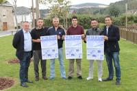 A VIII Feira de Gando, que se celebra o 3 de maio en Cervo, inclúe actividades infantís, carreiras e 1.300 euros en premios e sorteos.