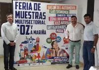 Máis de 200 marcas estarán presentes la III Feira Multisectorial de Foz e da Mariña, que se celebrará do 20 ao 23 de agosto na explanada portuaria focense.
