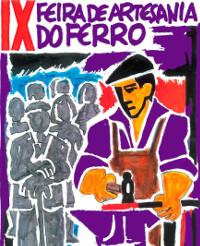 O 19 de abril terá lugar a novena edición da Feira do Ferro de Riotorto. Haberá demostración de oficios, un obradoiro infantil de ferro e animación itinerante.