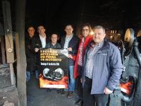O 17 de abril celébrase a X Feira de Artesanía do Ferro de Riotorto. 25 ferreiros participarán na cita e farán demostracións en vivo.