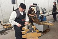 A IX Feira do Ferro de Riotorto ofrecerá o 19 de abril demostracións en vivo, obradoiros, mostra de artesanía, actuacións musicais e outras actividades.