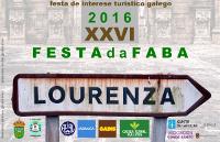 A feira de produtos ecolóxicos certificados, que contará con 20 participantes, é unha das novidades da XXVI Festa da Faba, que se celebrará en Lourenzá do 30 de setembro ao 2 de outubro.
