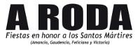 Fiestas en A Roda (Tapia de Casariego) los días 29 y 30 de agosto en honor a los Santos Mártires.