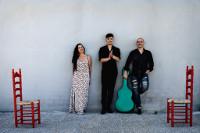 En Barreiros os xardíns do Eido Dourado serán escenario este domingo, 31 de xullo, dun espectáculo de flamenco dentro dos Concertos ao Solpor.