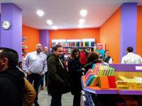 Abrió en Ribadeo la primera tienda de la cadena de papelería Folder en la provincia de Lugo.