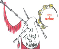 Saiñas organiza o 12 de setembro a XI Foliada da Mariña, que se celebrará en Xove nunha carpa instalada na praza do Centro Cívico.