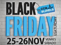 O CCA de Burela sortea 20 abonos do Burela FS para esta tempada. E 40 locais asociados celebran o Black Friday os días 25 e 26 de novembro.