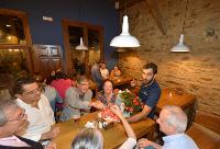O restaurante Fumarel, de Ribadeo, será escenario este luns, 7 de setembro, da tertulia de Radio Voz A Mariña a partir das 11:15 horas.