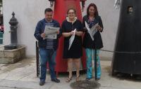 Faro Norte Comunicación saca á rúa o segundo número de A Gaceta Ribadense, xornal editdado coincidindo coa celebración do Ribadeo Indiano. A publicación, da que se reparten 4.000 exemplares, ten 24 páxinas.