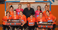 As laranxas pelexarán pola praza galega na final da Copa de España de fútbol sala. A escuadra da Mariña enfrontarase ao Cidade das Burgas o sábado, 6 de xuño, pola mañá.