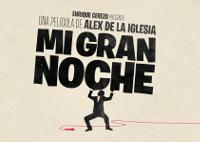 """""""Mi gran noche"""", de Álex de la Iglesia, estrease este venres, 23 de outubro, en Cines Viveiro, onde tamén proxectan """"Marte"""" e """"Hotel Transilvania""""."""