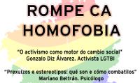 Ribadeo acollerá dúas conferencias o 17 de maio para celebrar o día internacional contra a homofobia, a transfobia e a bifobia.
