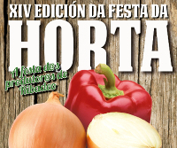O 25 de setembro celébrase en Ribadeo a XIV Feira da Horta, coa que rematan os Mercados dos Domingos. Haberá venda de produtos da terra, degustación e música.