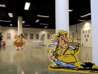 """A exposición """"O humor do país"""", do debuxante Luis Davila, poderase ver en Burela do 15 de febreiro ao 15 de marzo. Será na Casa da Cultura."""