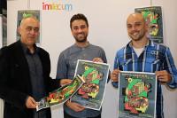 Foz e Burela serán os destinos do Festival Audiovisual da Mariña Imaxiña 2015, que organiza Imdecum. A cita volverá aos centros de ensino secundario.