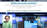 Expertos analizarán en Mondoñedo o 4 de novembro as posibilidades das novas tecnoloxías para a divulgación dos produtos e dos eventos locais.