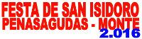 Os días 16 e 17 de abril celébrase a Festa de San Isidoro en Penasagudas, en Xove.