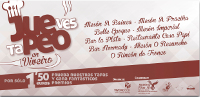 En mayo da comienzo el Juepeo, los jueves en Viveiro de tapeo. Nueve locales participan en la cita en la que se sortearán 200 euros en vales de compra.