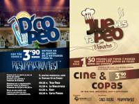 """Vuelve el """"Juepeo"""", organizado por el Centro Comercial Histórico de Viveiro. Y además llega el D'Copeo con el sorteo de 4 entradas para el Resurrection Fest."""