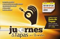 """En Burela los """"Juernes"""" de septiembre se celebran con tapas. Arrancan el día 3 con un guiño al festival Osa do Mar."""
