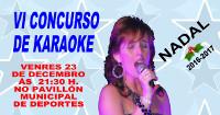 Xa está aberta a inscrición para participar no VI Concurso de Karaoke, que se celebrará en Xove o 23 de decembro.