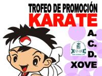 Este domingo, 31 de maio, celébrase en Xove o Trofeo de Promoción Karate, no que se darán cita varias escolas da Mariña.