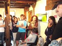 O Eido Dourado, en Barreiros, organiza laboratorios artísticos para @s nen@s. Serán os días 29 de xullo e 3 de agosto.