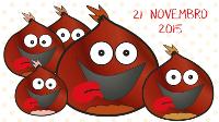 O Concello de Cervo organiza a 4ª Larpeirada de ourizo de outono o 21 de novembro. Haberá magosto, concursos de postres e de debuxo infantil.