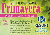 El Resort Las Sirenas, de Viveiro, celebra el próximo 21 de marzo la llegada de la primavera con cena, dancing y ofertas especiales.