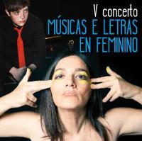Guadi Galego e Carmen Rodríguez ofrecerán un concerto este venres, 11 de setembro, no Cine Teatro en Ribadeo.
