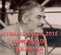O Concello de Lourenzá programa actos para conmemorar as Letras Galegas os días 16 e 17 de maio.