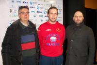 Lucas foi presentado oficialmente polo CD Burela FS Pescados Rubén. O equipo enfróntase mañá ao Cidade das Burgas en Ourense.