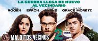 """Se estrenan en Cines Viveiro """"Buscando a Dory"""" y """"Malditos vecinos """". Sigue """"Ninja Turtles: fuera de las sombras""""."""