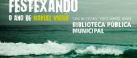 A Biblioteca Municipal de Foz organiza unha programación especial de maio a novembro para celebrar o día das Letras Galegas dedicado a Manuel María.