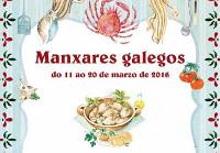 """A Dorada do Cantábrico, de Ribadeo, organiza las jornadas denominadas """"Manxares galegos"""", que se celebrarán del 11 al 20 de marzo."""