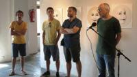 Ata o 19 de agosto pódese visitar no forte de San Damián, en Ribadeo, Mariñarte 2015. A mostra conta con traballos de catorce creadores.