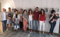 Ata o 16 de agosto pódese visitar no Forte de San Damián Mariñarte. A xa tradicional cita ribadense acolle obras de 10 autores.