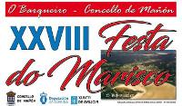 No Barqueiro, en Mañón, celébrase a XXVIII Festa do Marisco os días 9 e 10 de decembro. Roberto Vilar será o pregoeiro do evento.