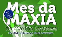 A quinta edición do Mes da Maxia desenvolverase do 28 de outubro ao 26 de novembro. Son 20 os locais que participan nesta iniciativa da Mancomunidade de Municipios da Mariña Lucense.