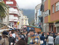 Ata o 13 de marzo estará aberto o prazo de inscrición para participar no tradicional Mercado Anual de Primavera de O Valadouro, que organiza o Concello.