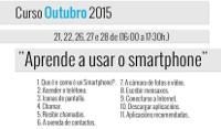A Aula CeMIT de Ribadeo organiza un curso sobre o uso do smartphone para persoas maiores. Será do 21 ao 28 de outubro.